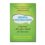 missing conversations book
