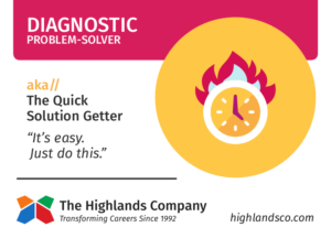 diagnostic problem solver natural ability