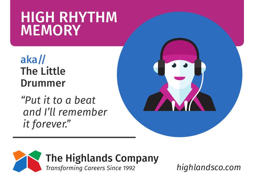 rhythm ability