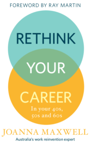 rethink your career in your 40s, 50s, and 60s